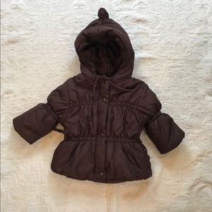 JEAN BOURGET**Warm Winter Coat**Age 12 mo.